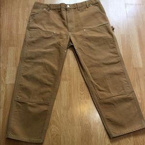 carharrt Vintage union made double knee pants